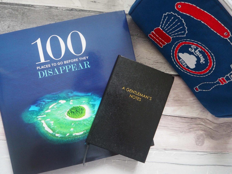 Father's Day Gift Guide with Amara Living, Emma Lomax, Sloane Stationary, Travel - Rachel Nicole UK Lifestyle Blogger