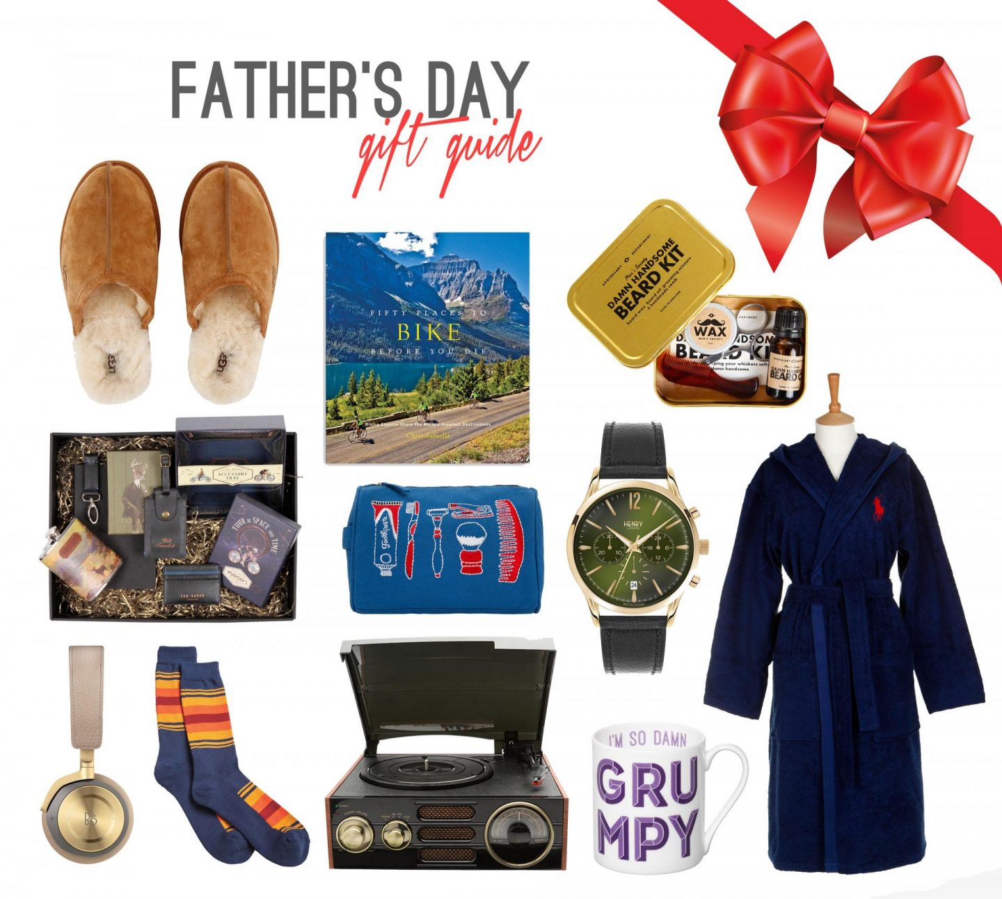 Father's Day Gift Guide with Amara - Rachel Nicole UK Fashion and Lifestyle Blogger