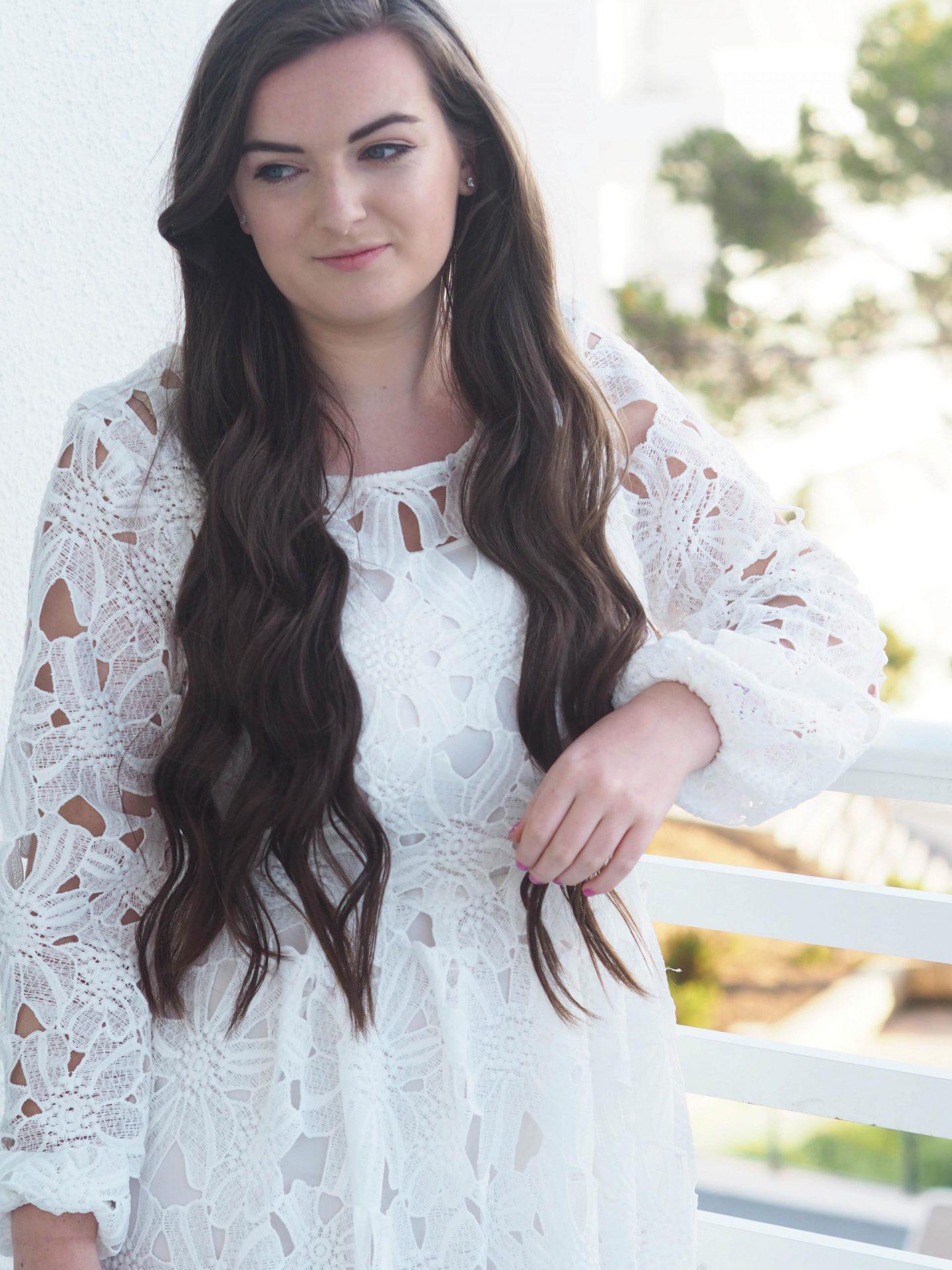 My Top Tips for Maintaining Long Healthy Hair - Rachel Nicole UK Blogger