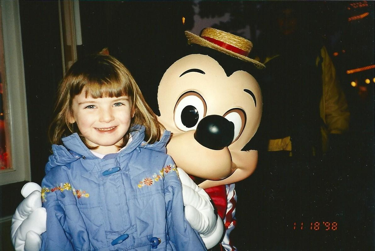 Disneyland Paris, Trip Down Memory Lane - Rachel Nicole UK Travel Blogger