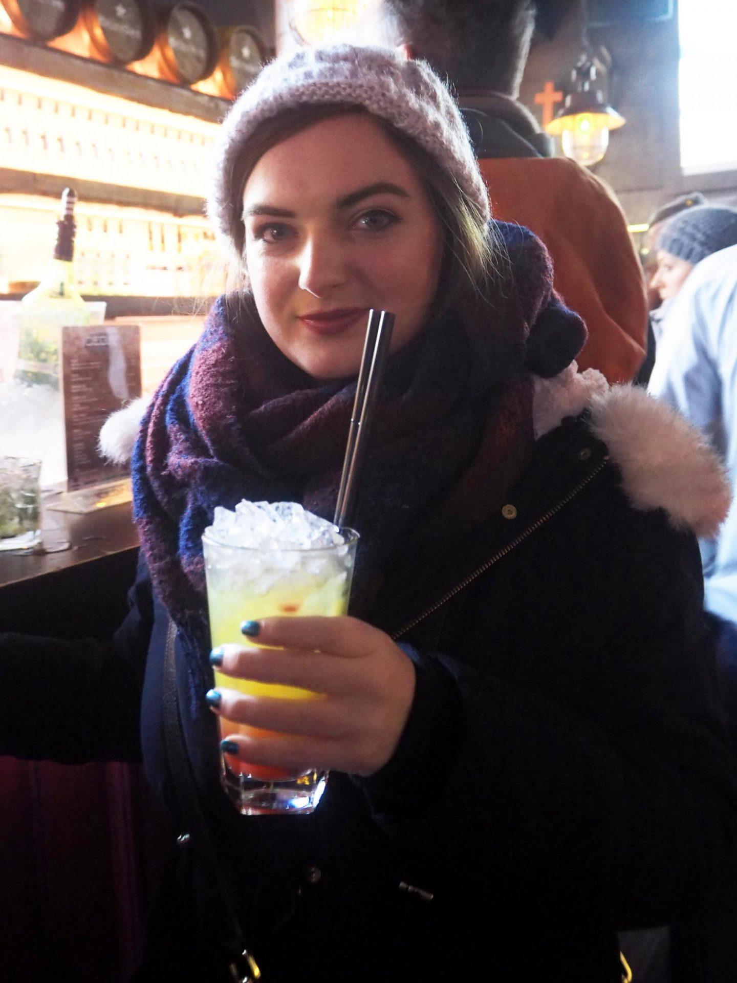 Amsterdam, Ice Bar - Rachel UK Style and Travel Blogger