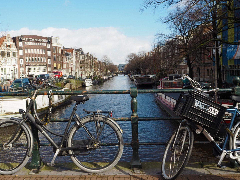 Amsterdam in 32 Hours - Rachel Nicole UK Blogger 1
