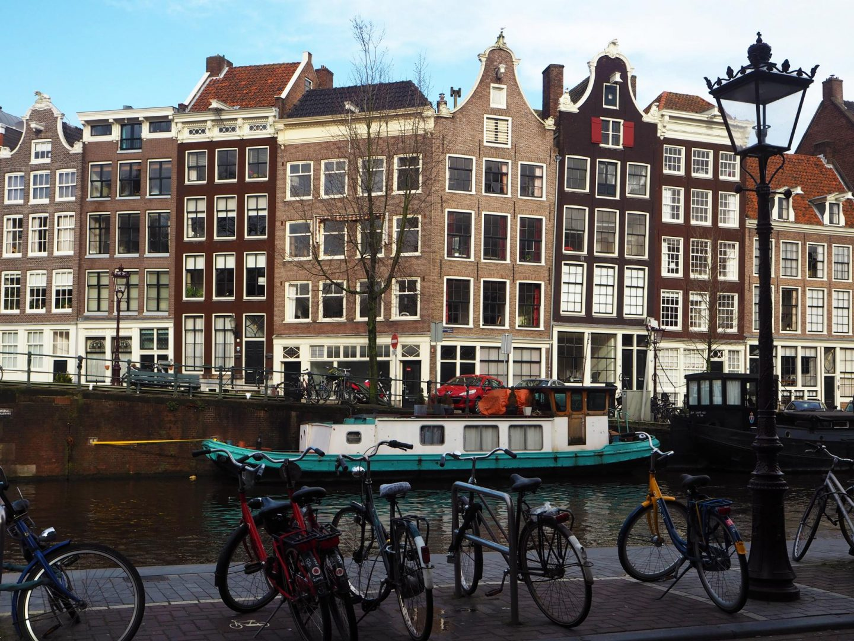 Amsterdam in 32 Hours - Rachel Nicole UK Blogger