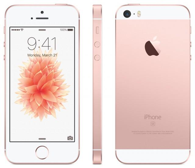 Win an Rose Gold iPhone SE with Three Mobile - Rachel Nicole UK Blogger