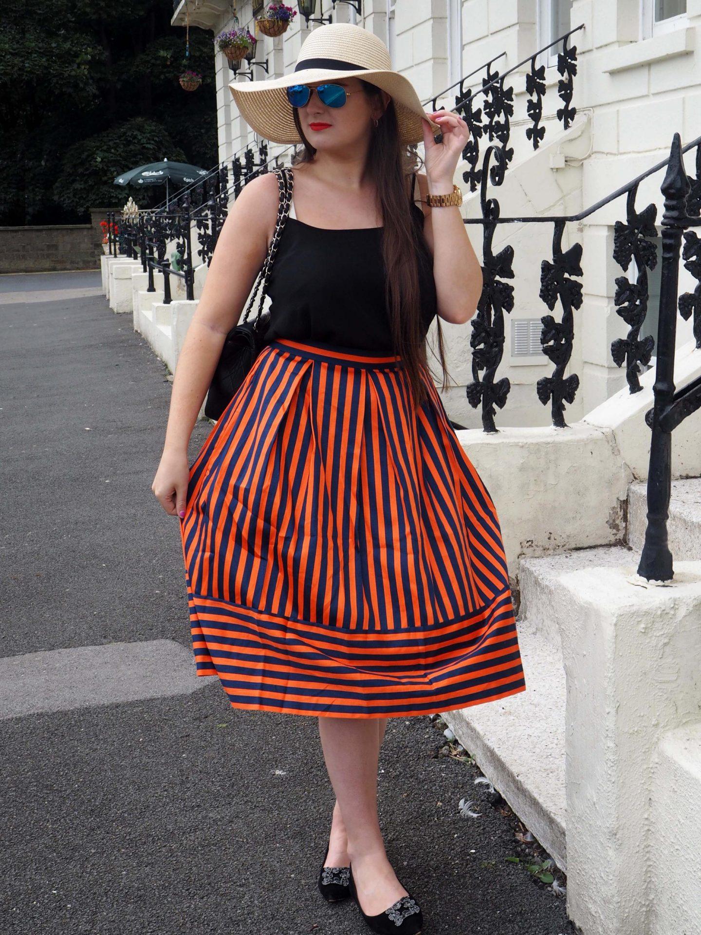 Closet London Stripes on a Saturday - Rachel Nicole UK Fashion Blogger
