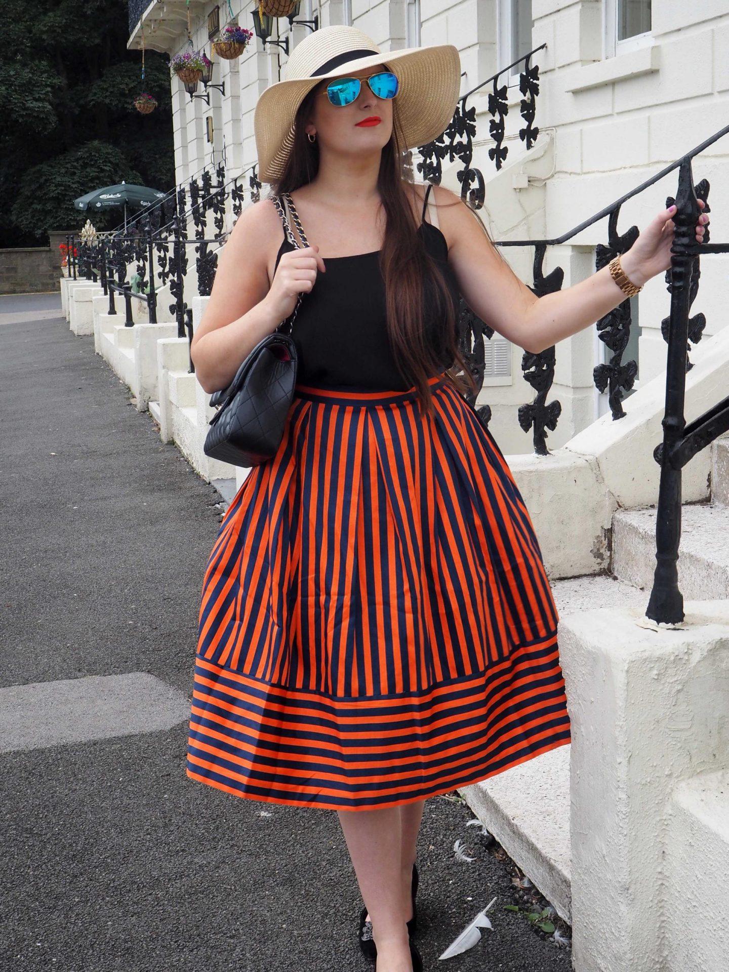 Closet London Stripes on a Saturday - Rachel Nicole UK Fashion Blogger 2
