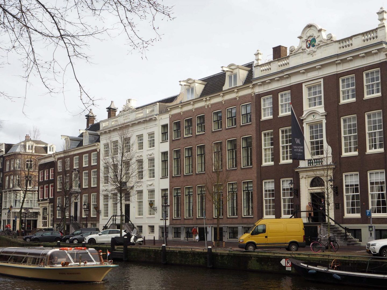 Waldorf Astoria, Amsterdam - Mini City Guide - Rachel Nicole UK Blogger
