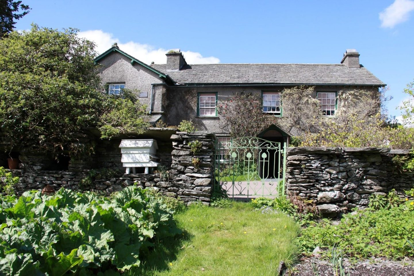 Hill Top House, Beatrix Potter. Lake District - Rachel Nicole UK Blogger