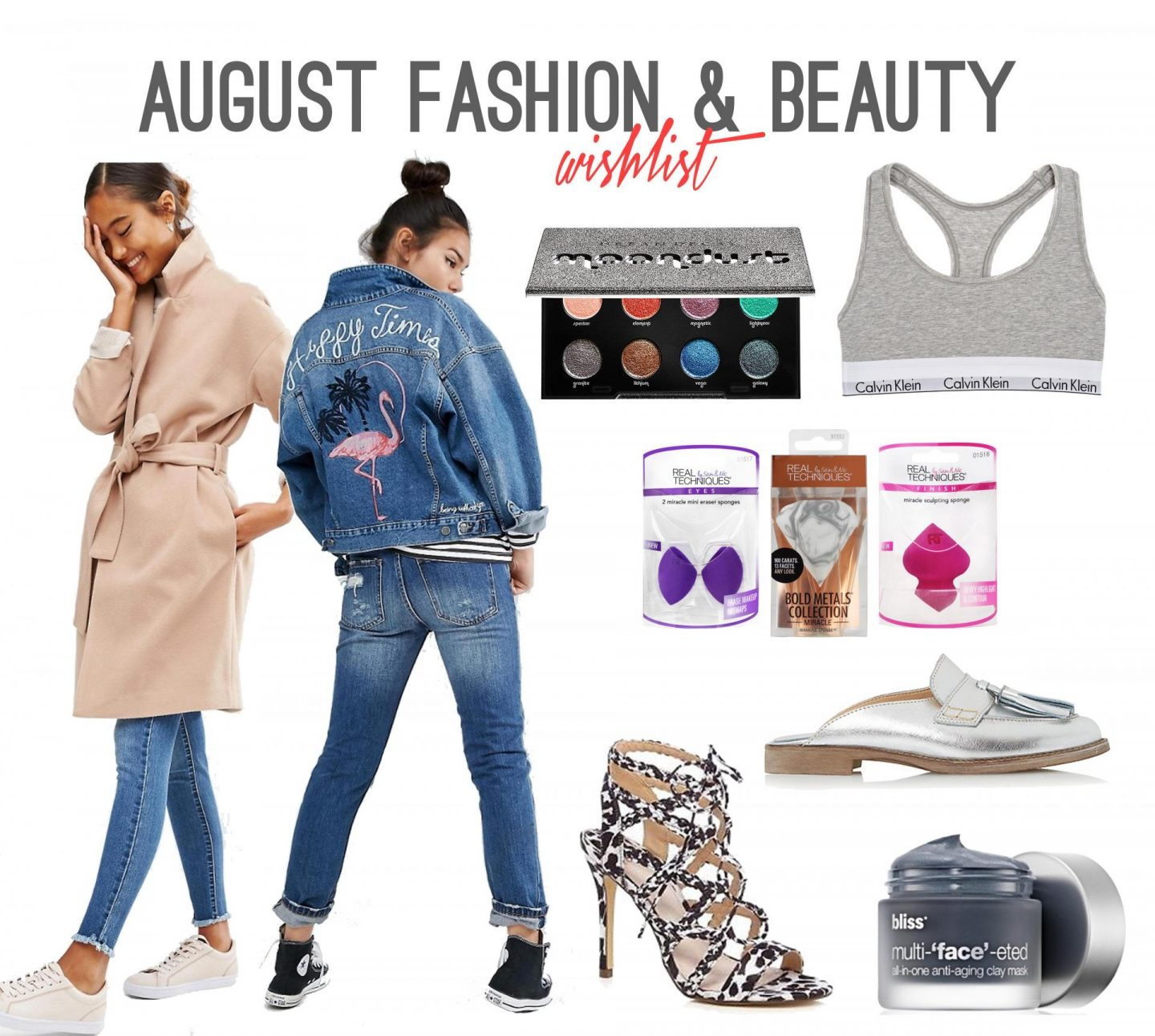 August Fashion and Beauty Wishlist ft. Dune, House Of Fraser, Bliss, Urban Decay - Rachel Nicole UK Blogger