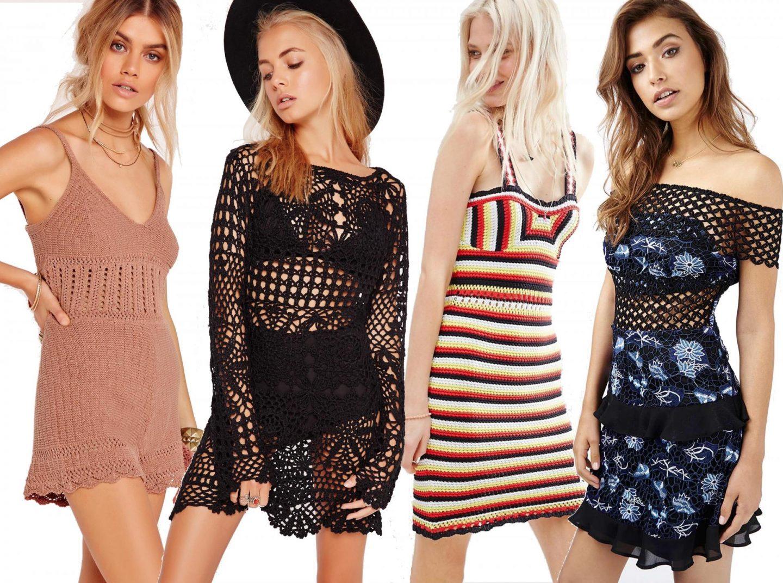 Crochet Trend - Rachel Nicole UK Fashion Blogger