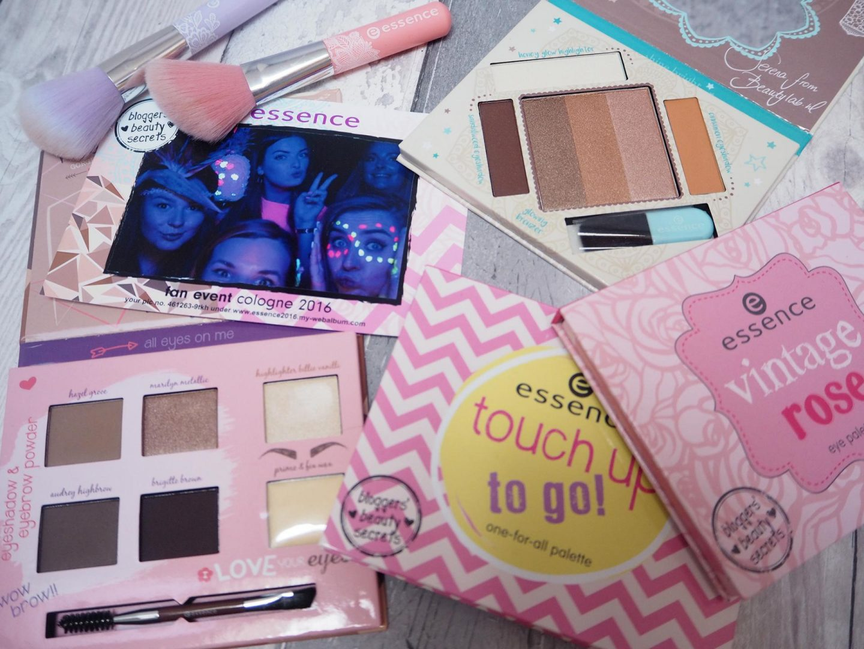 Essence Cosmetics Bloggers' Beauty Secrets Event - Rachel Nicole UK Blogger 11