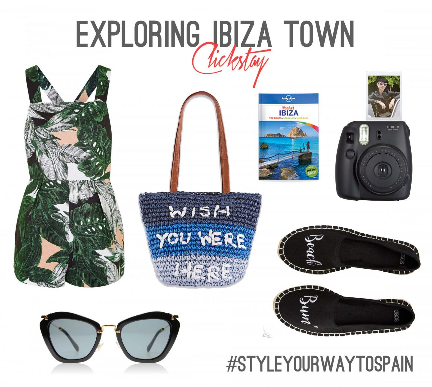 Exploring Ibiza Town with Clickstay - Rachel Nicole Travel and Style Blogger