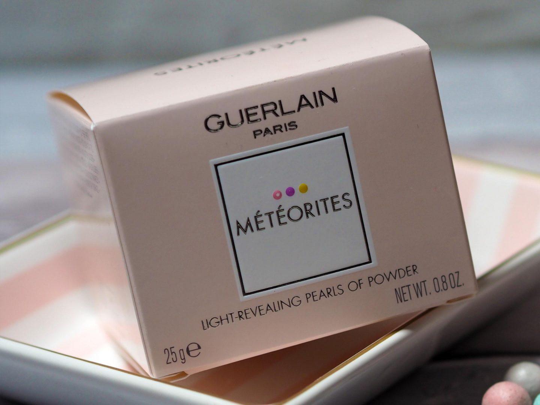 Guerlain Meteorites Powder Pearls from Notino.co.uk - Rachel Nicole UK Beauty Blogger 2