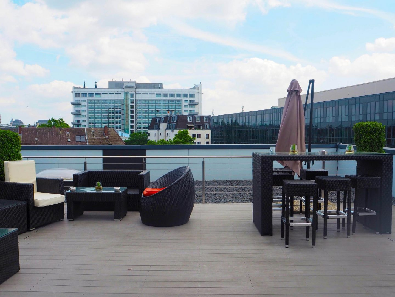 Lindner City Plaza Hotel, Cologne Germany - Rachel Nicole UK Travel Blogger 6