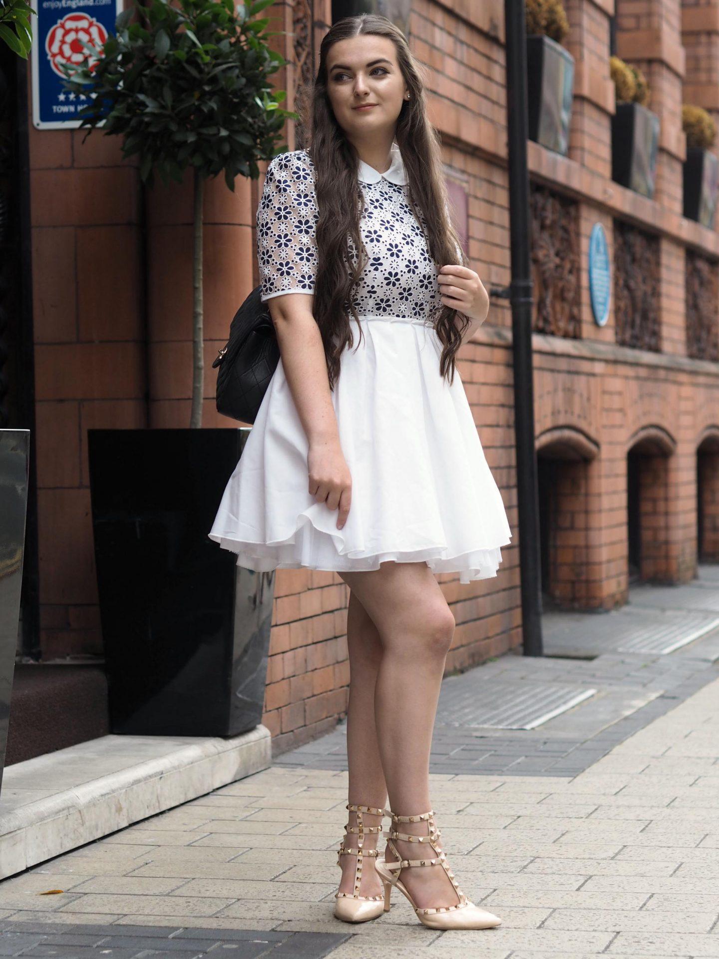 Summer Part Ready, Jones & Jones Audrey Dress - Rachel Nicole UK Style Blogger 1