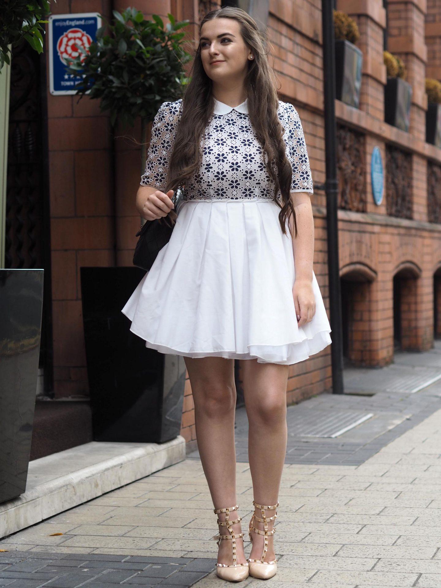 Summer Part Ready, Jones & Jones Audrey Dress - Rachel Nicole UK Style Blogger