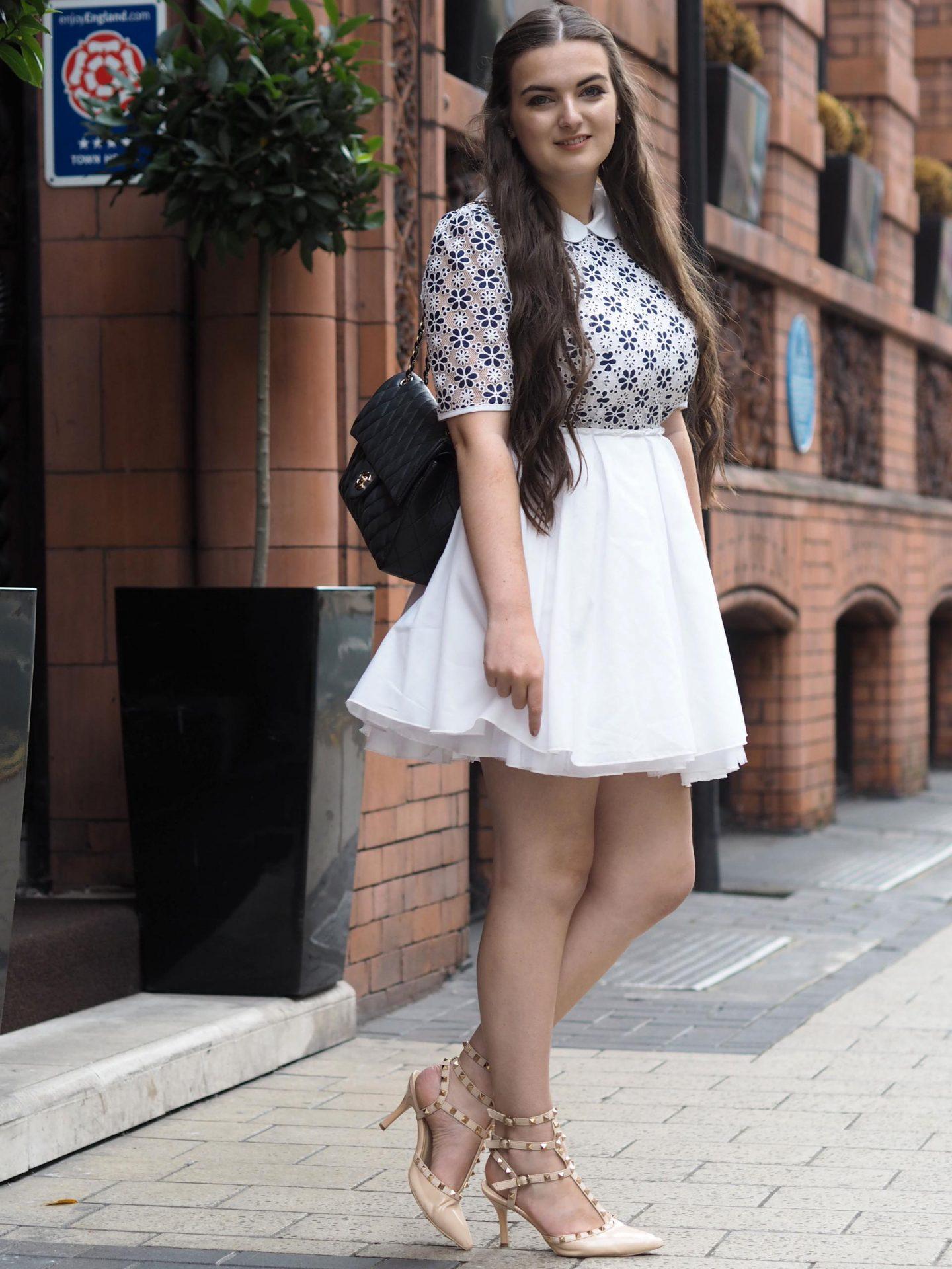 Summer Part Ready, Jones & Jones Audrey Dress - Rachel Nicole UK Style Blogger 2