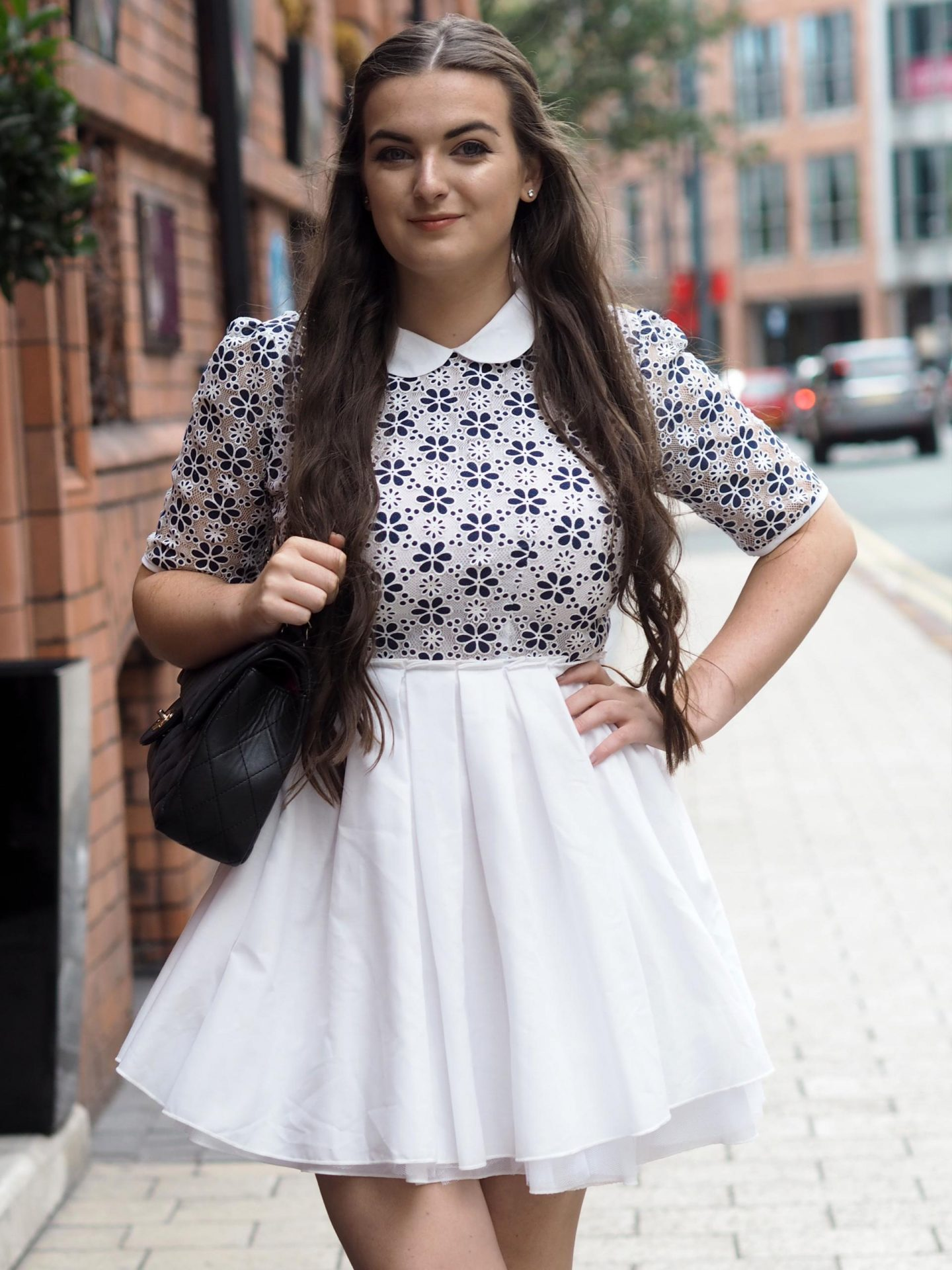 Summer Part Ready, Jones & Jones Audrey Dress - Rachel Nicole UK Style Blogger 3