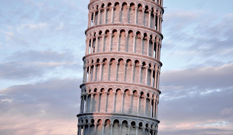 Leaning Tower of Pisa, Italy - Rachel Nicole UK Travel Blogger