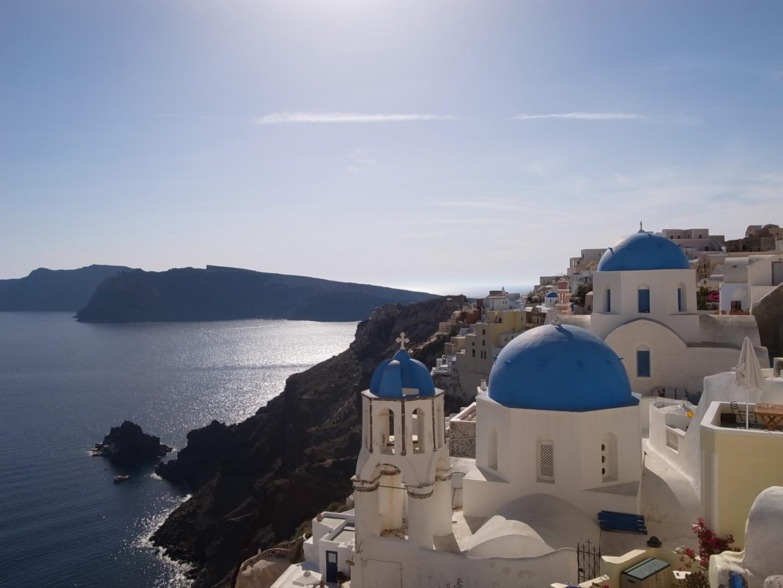Discovering Your Next Destination with TUI.co.uk - Santorini, Greece