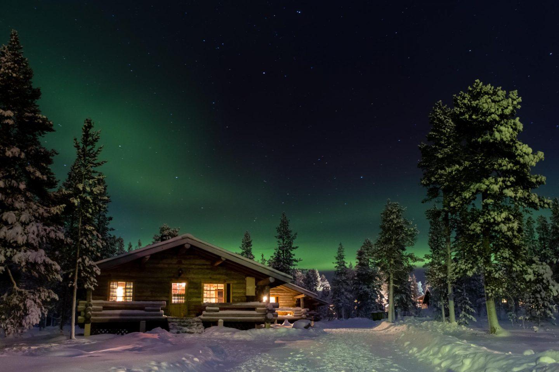 Four Destinations I'd love to visit this Winter, Lapland - Rachel Nicole UK Blogger