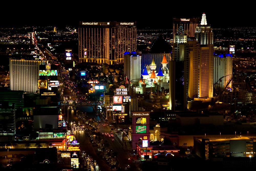 Four Destinations I'd love to visit this Winter, Las Vegas - Rachel Nicole UK Blogger