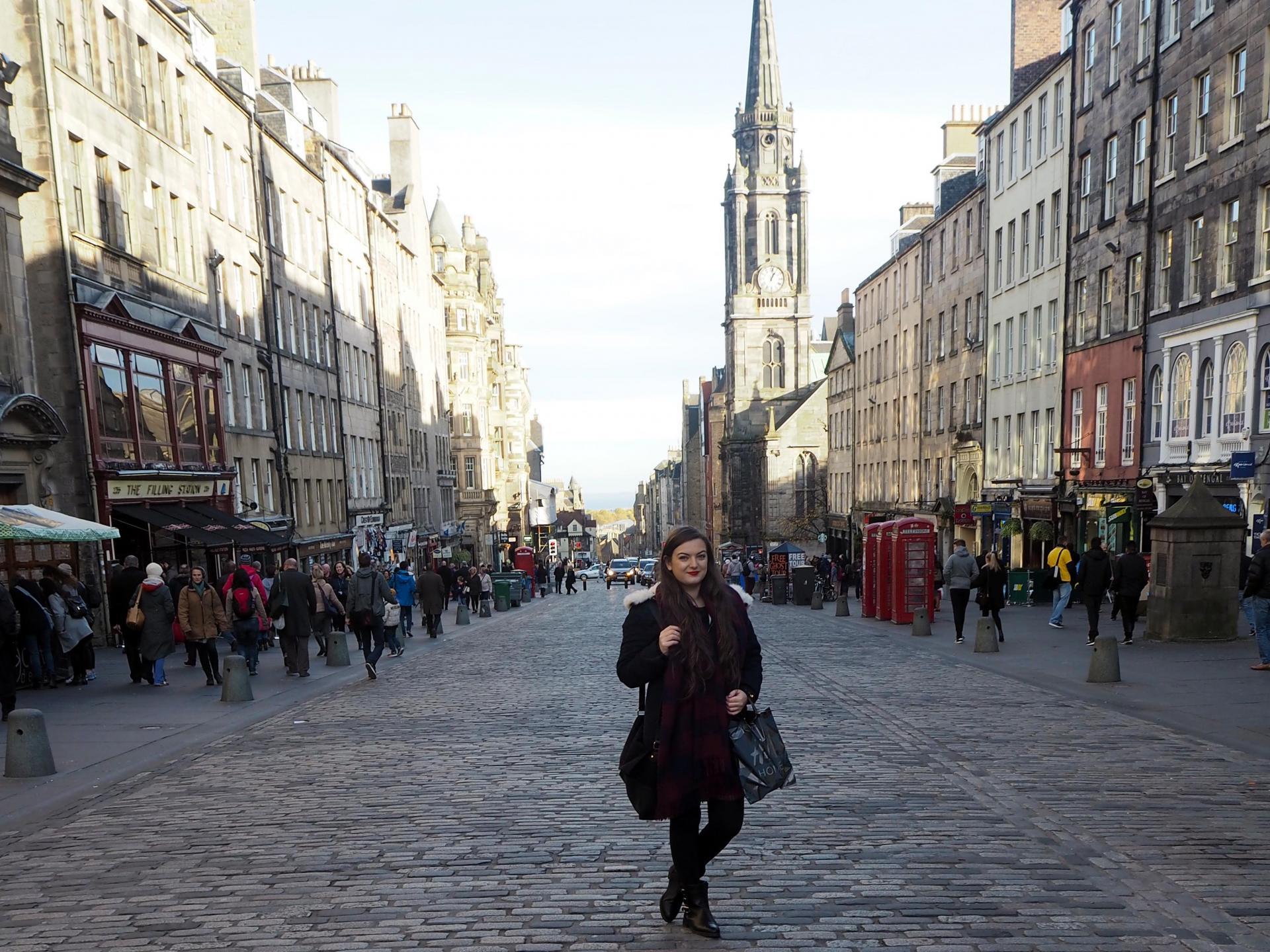 Edinburgh - Rachel Nicole UK Blogger