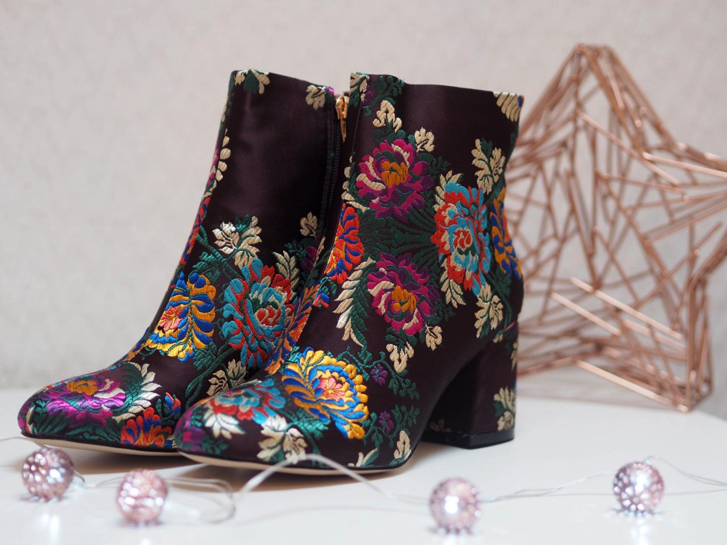 The Floral Embroidered Boots You NEED