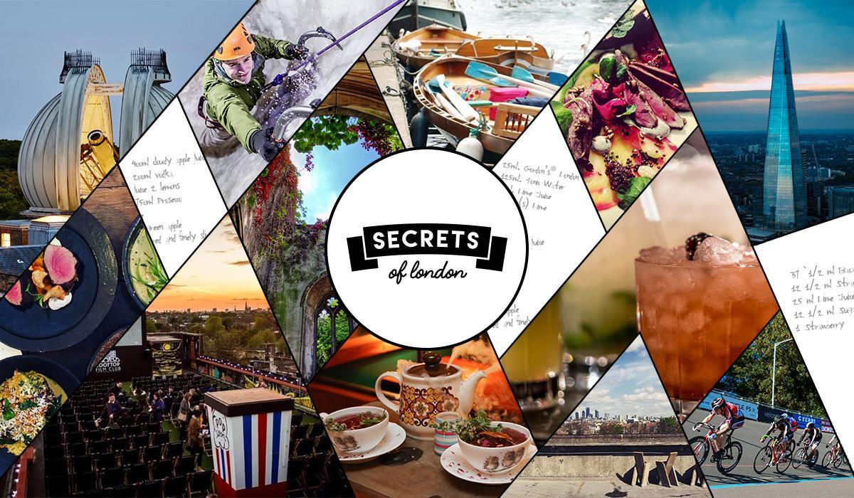 easyCar's Hidden Secrets of London - Rachel nicole UK Travel Blogger