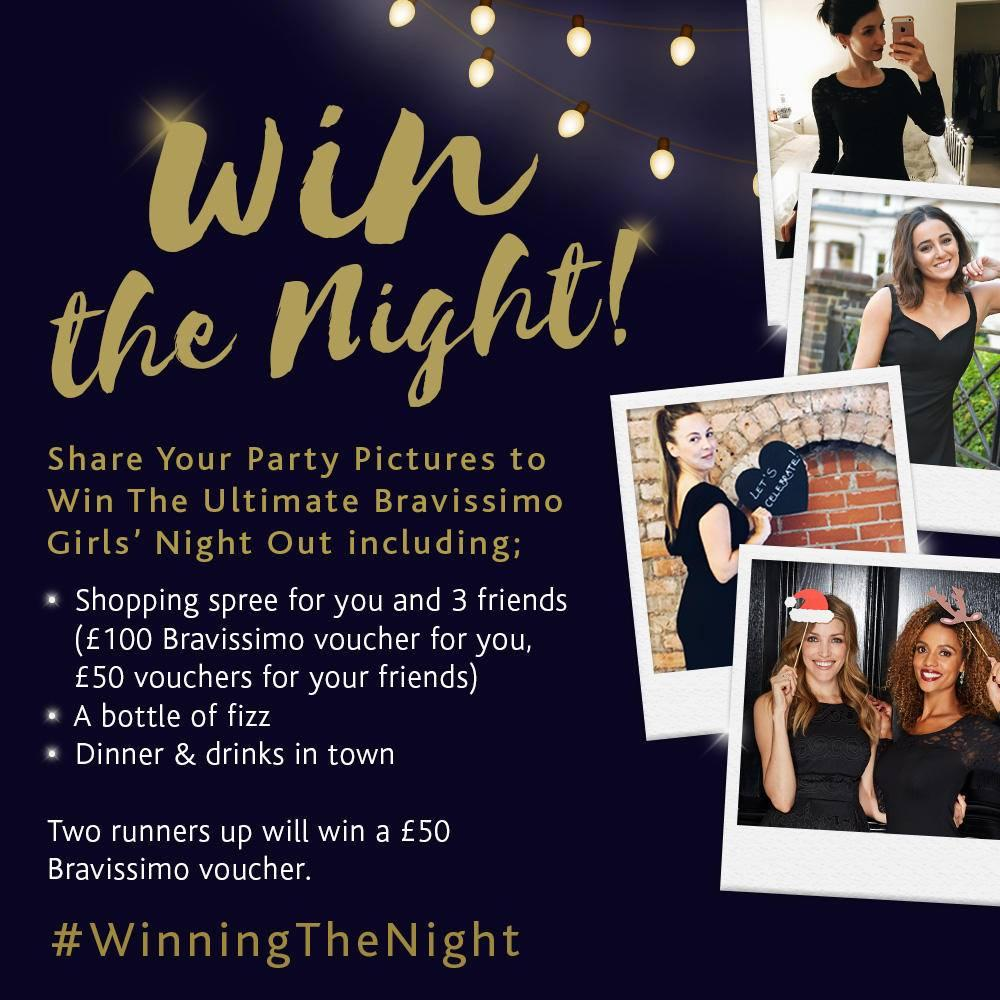 My Bravissimo Party Look + Win The Ultimate Girls' Night Out!