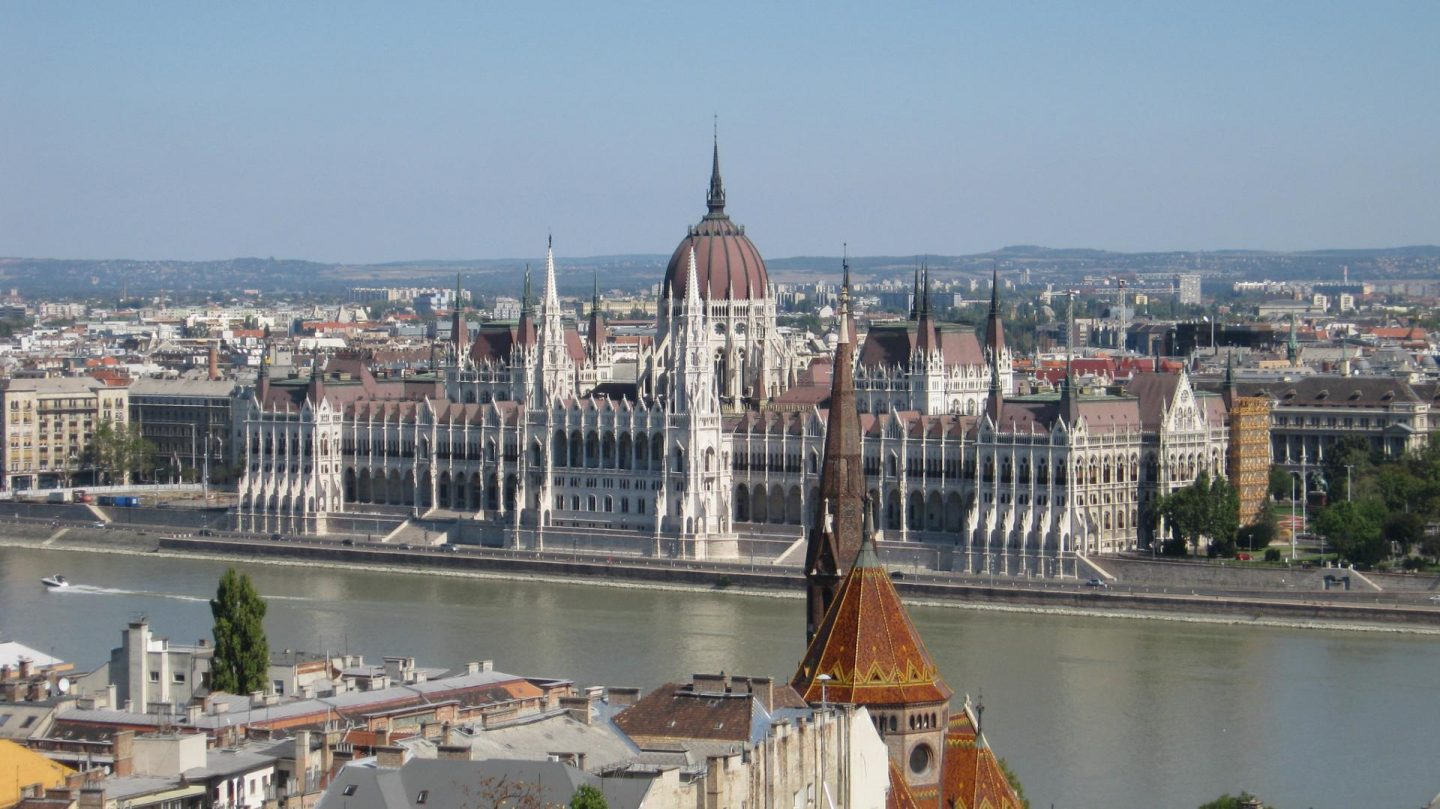 The Danube in Budapest - Sightseeing River Cruise