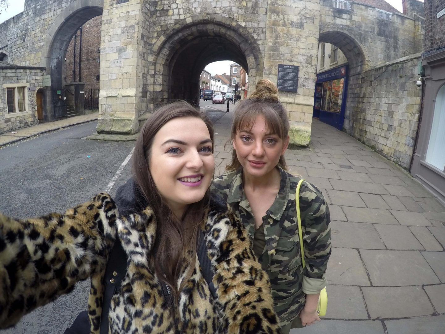 city-adventure-in-york-selfie-trail-at-monkbar-rachel-nicole-uk-blogger
