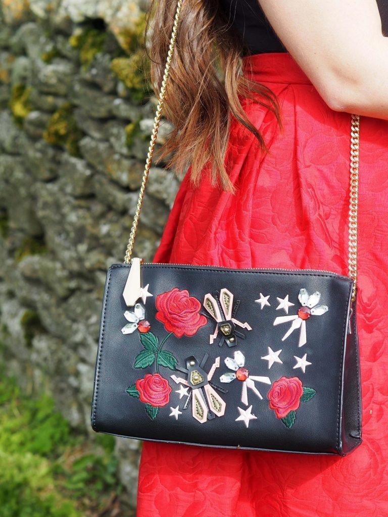 What's In my Zara Handbag? Rennie Heartburn Collaboration - Rachel Nicole UK Blogger