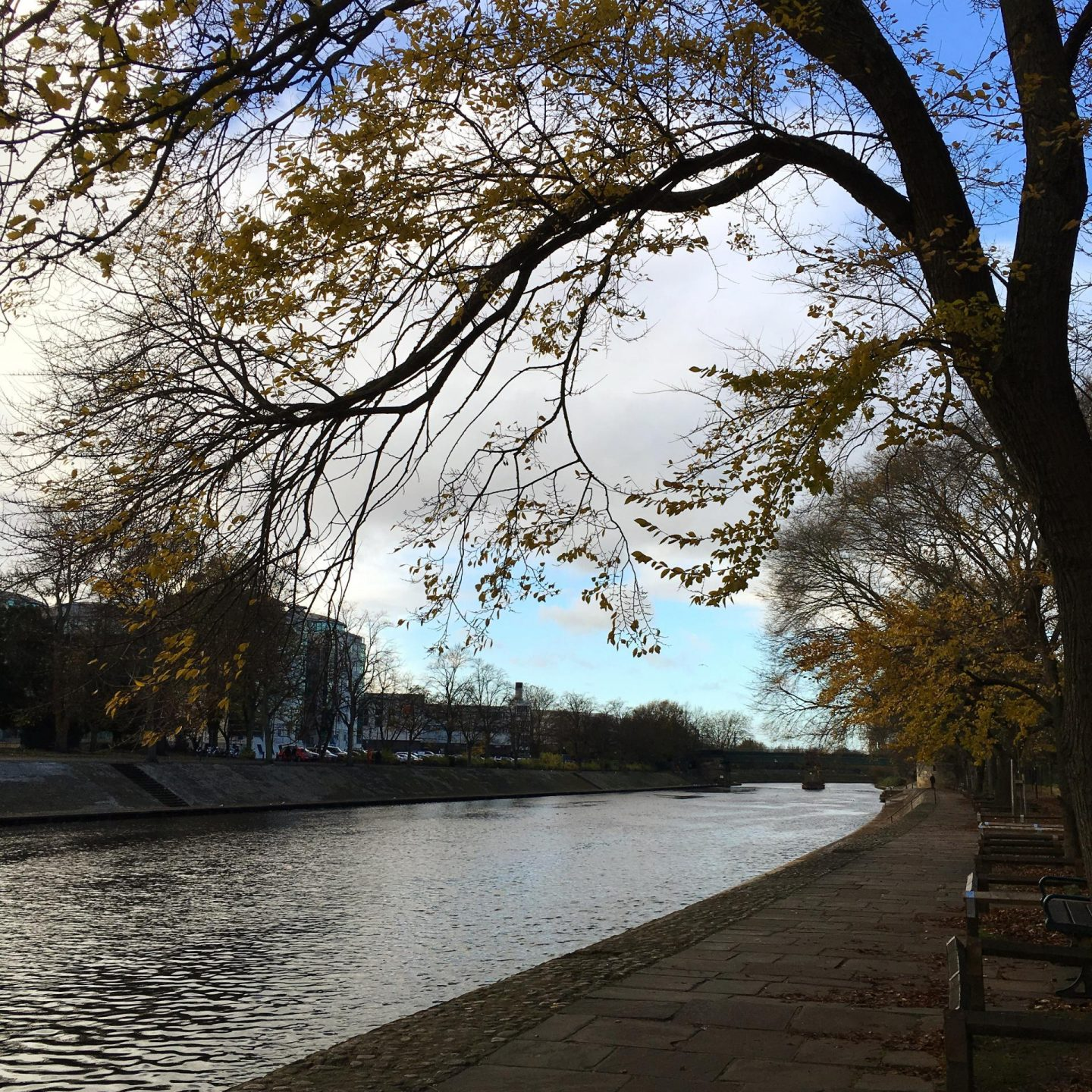 York City Adventure - River Ouse, Rachel Nicole UK Blogger