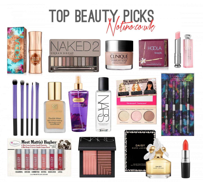 Top Beauty Picks Notino.co.uk - Win a £30 Gift Voucher