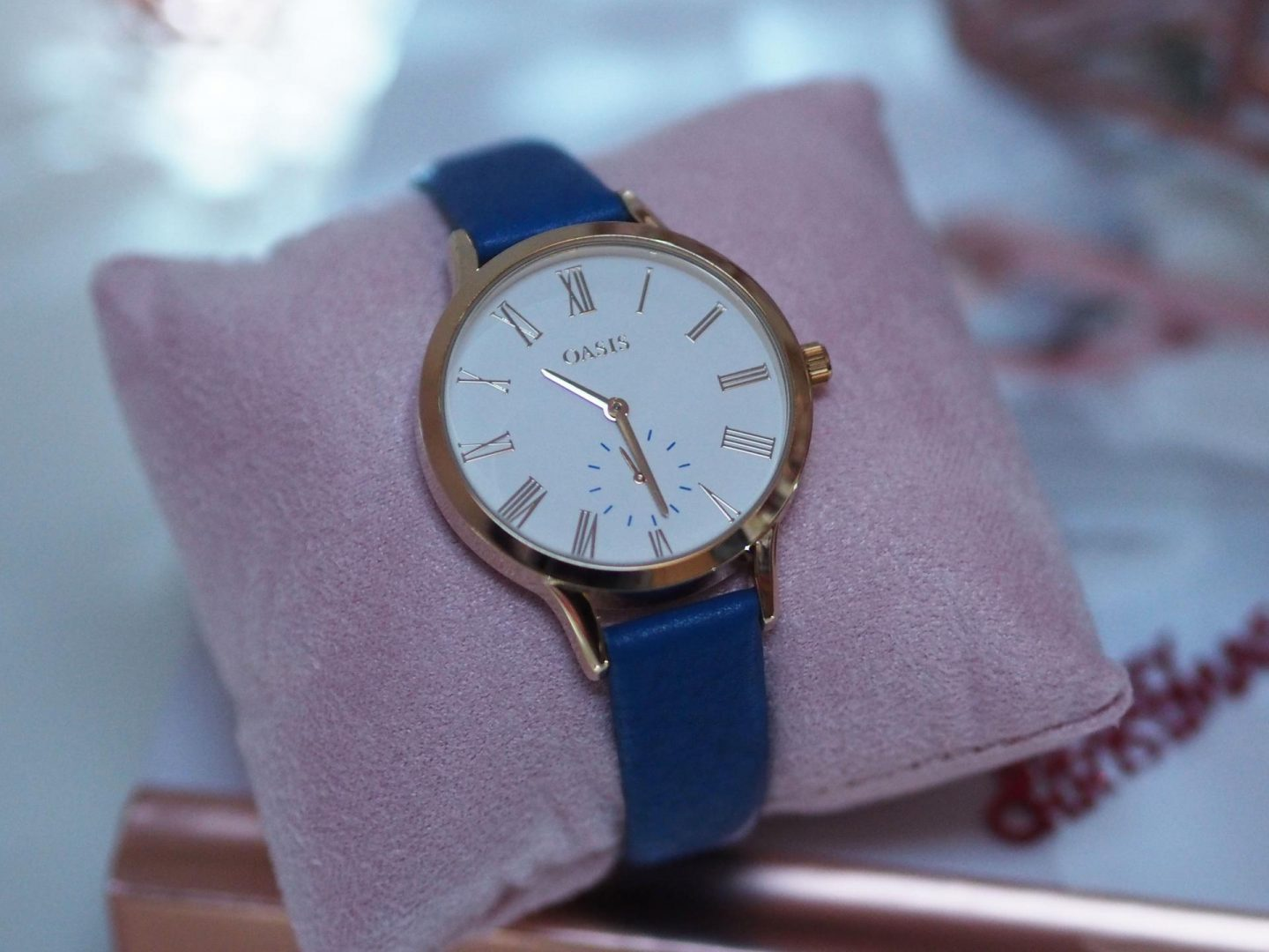 Win an Oasis Watch from House of Fraser - Rachel Nicole UK Blogger
