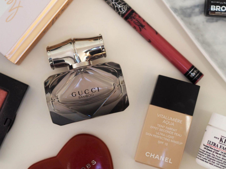2016 Beauty Favourites - Gucci Bamboo