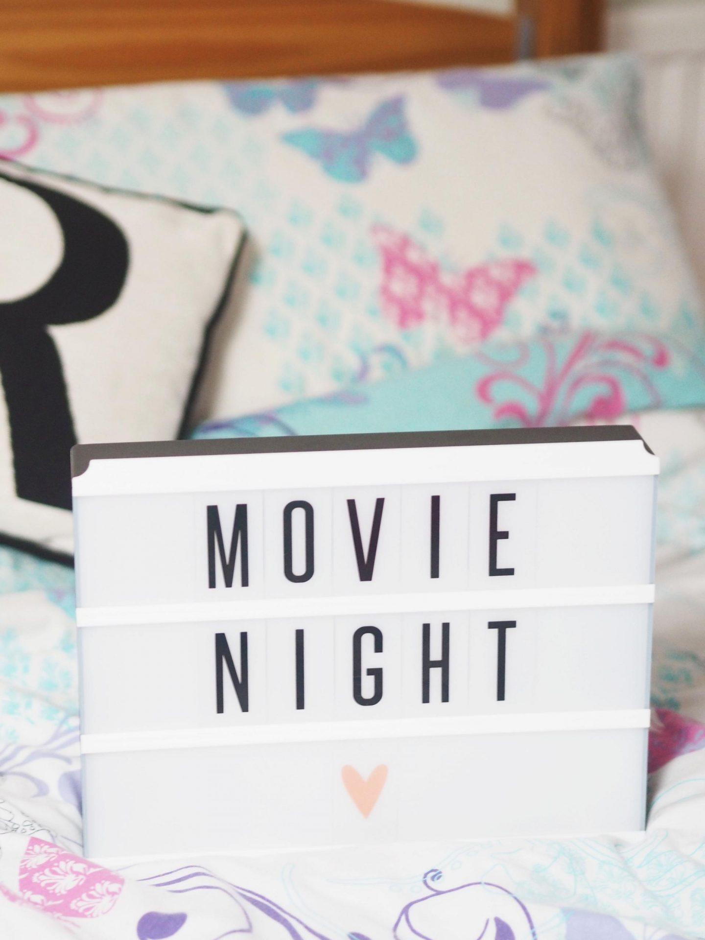 Comedy Movies #NewYearNewMe & Giveaway - Rachel Nicole UK Blogger