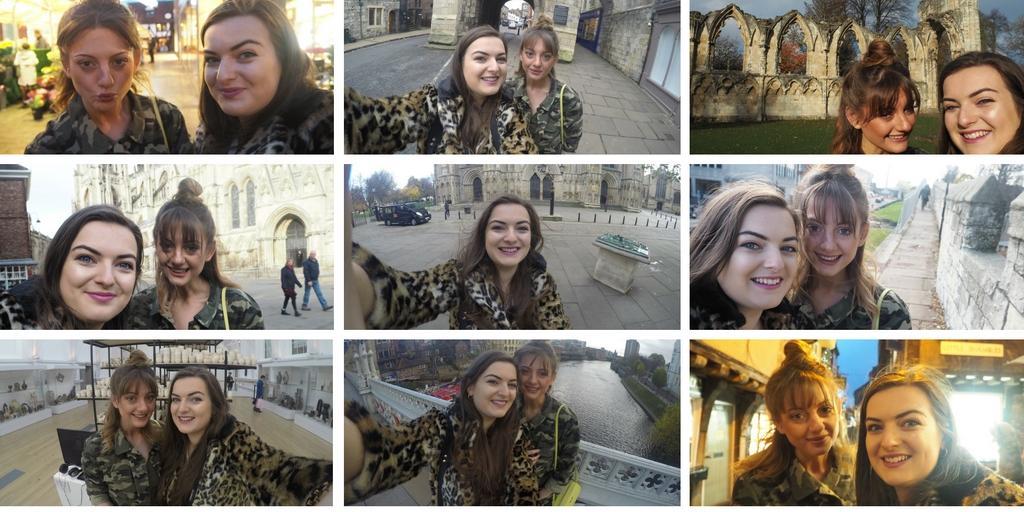 York Selfie Trail - VisitYork - Rachel Nicole