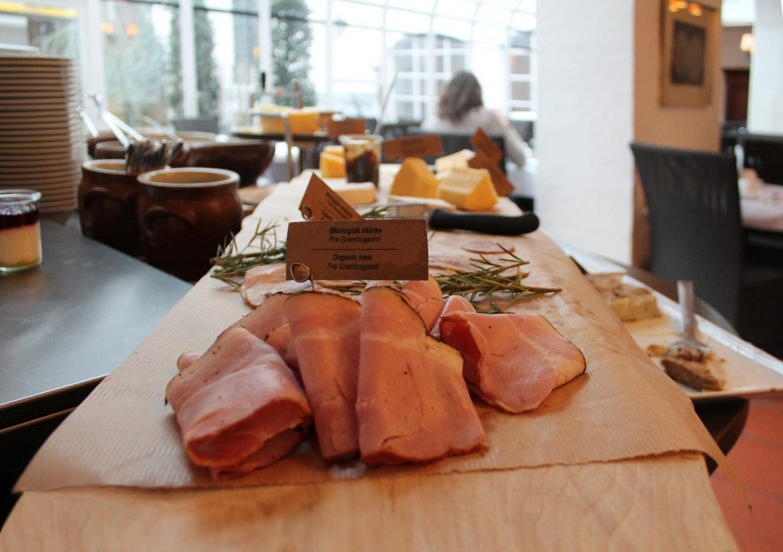 Copenhagen Food Diary - Hotel Kong Arthur Breakfast Buffet