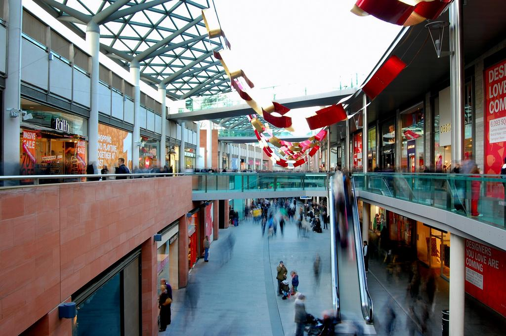 Shopping Guide to Liverpool ONE - Rachel Nicole UK Travel Blogger