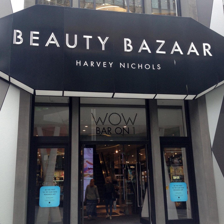 Beauty Bazaar Harvey Nichols, Liverpool ONE - Rachel Nicole UK Travel Blogger