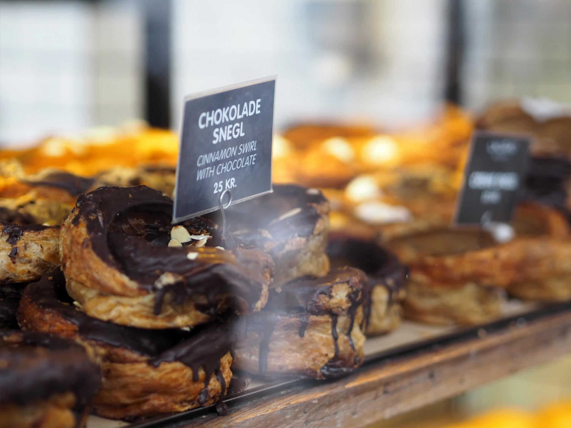 Copenhagen Food Diary & Visiting Torvehallerne Market