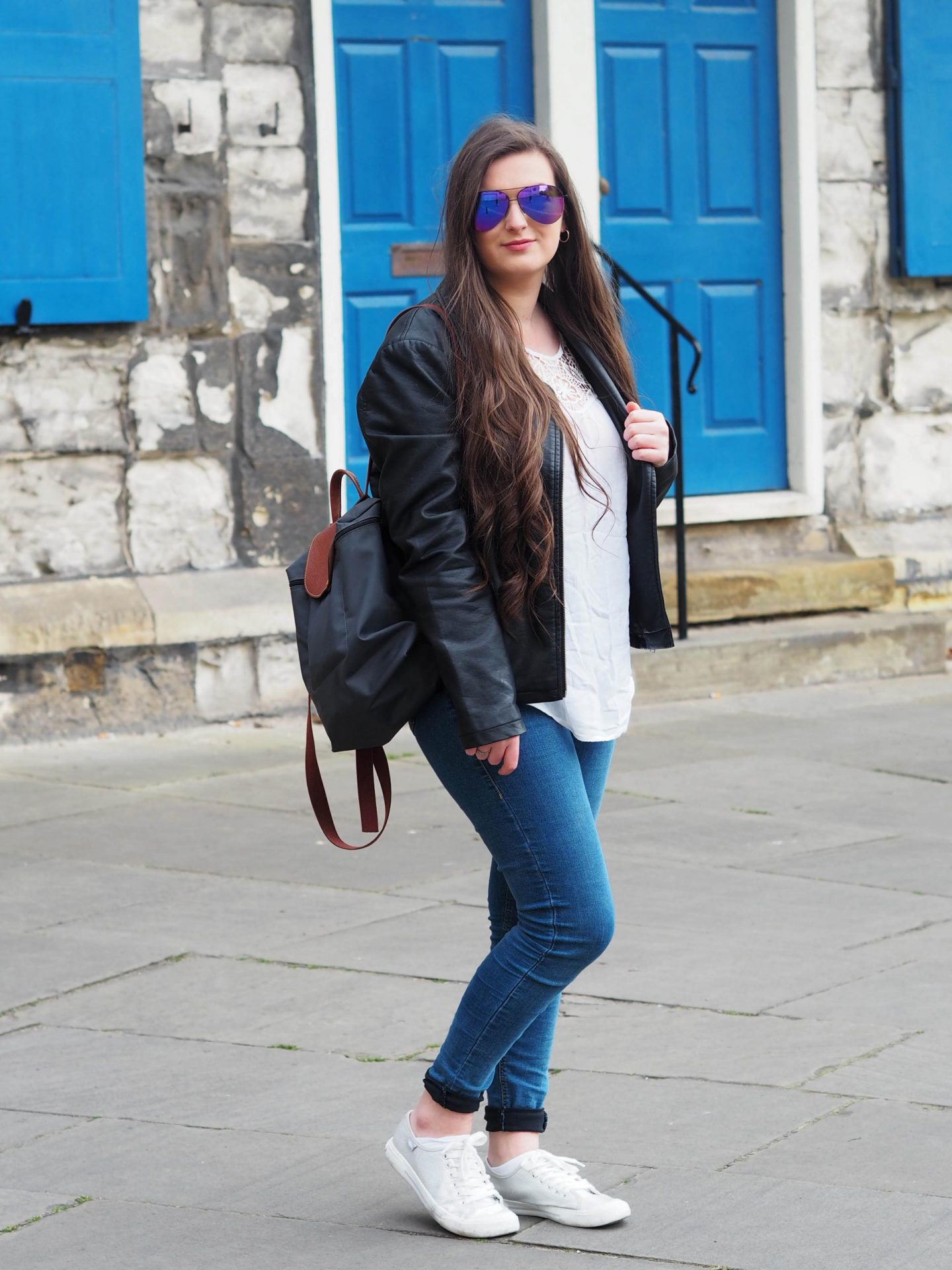 Casual Spring Look ft. Rocket Dog & Smart Buy Glasses - Rachel Nicole UK Blogger