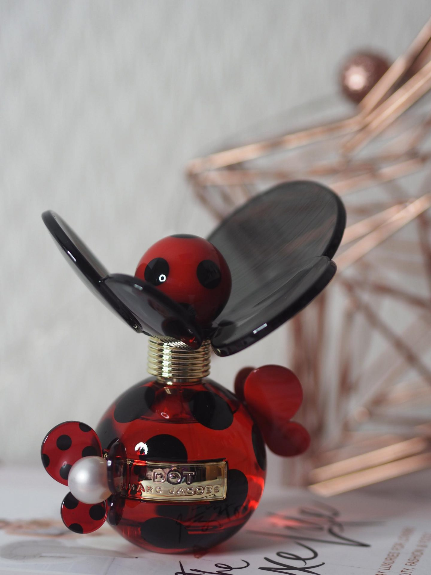 Spring Scents: Marc Jacobs, Dot Fragrance Review