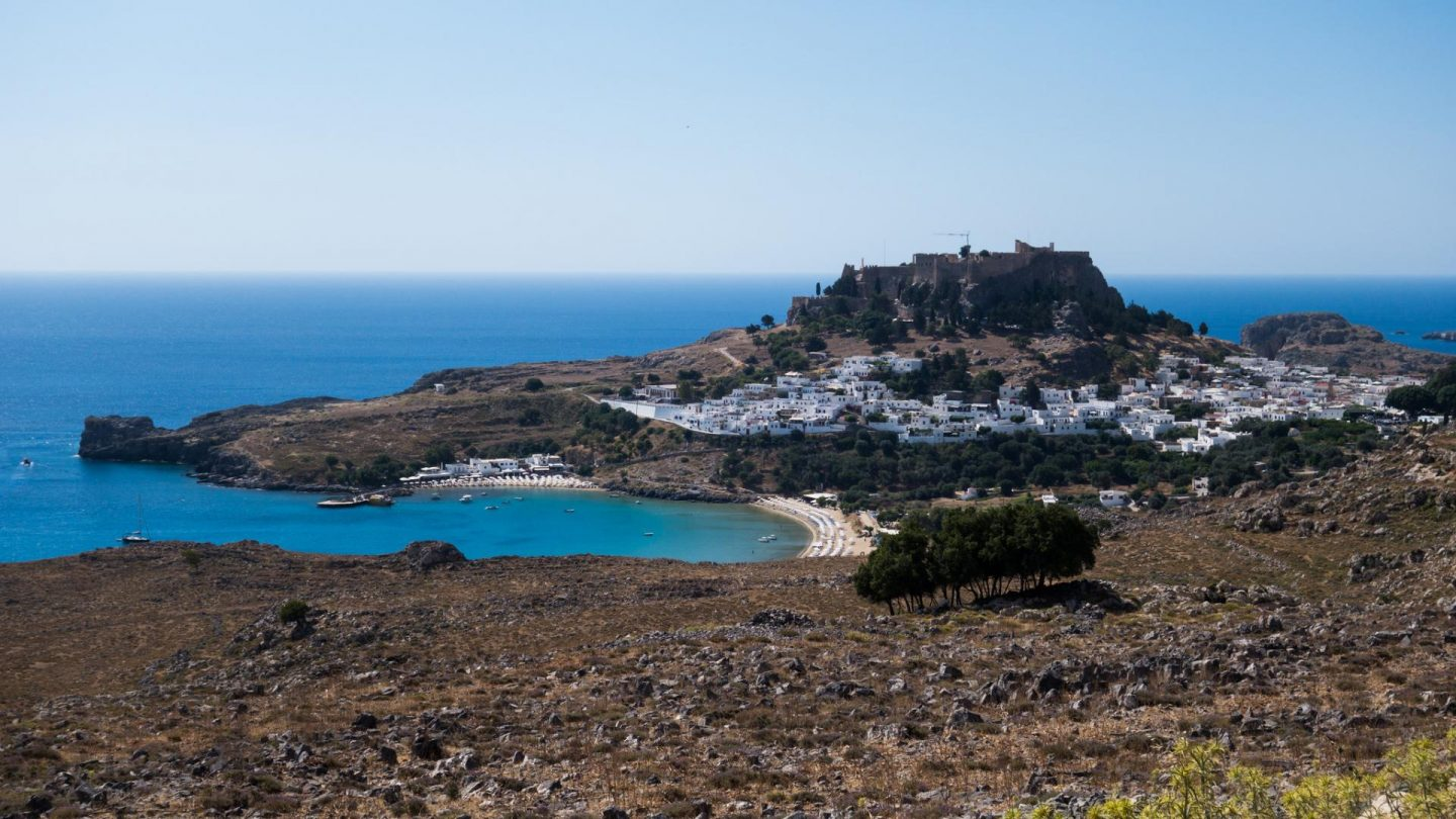 Greek Islands Holidays - Lindos, Rhodes