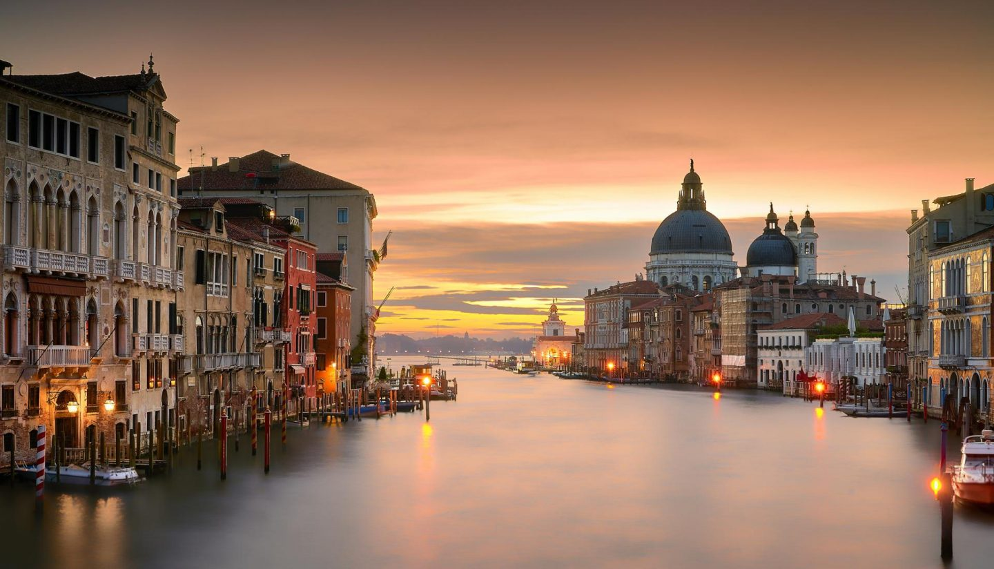 5 Places I'd love to visit in Italy - Venice