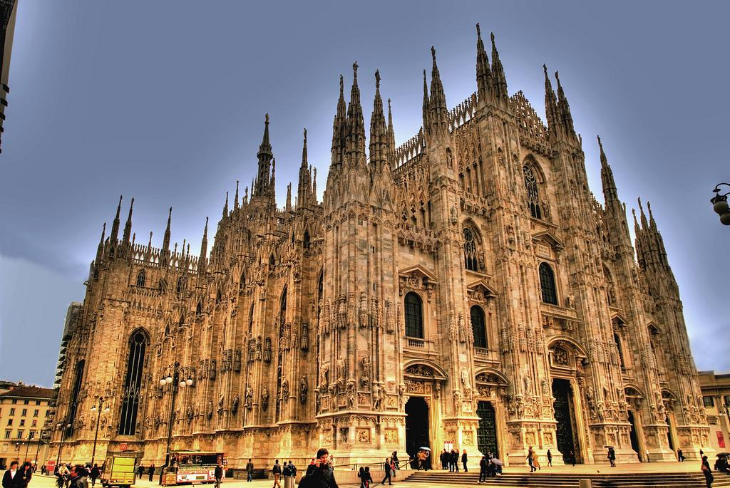 5 Places I'd love to visit in Italy - Milan