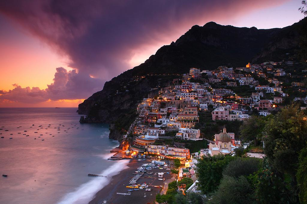 5 Places I'd love to visit in Italy - Amalfi Coast