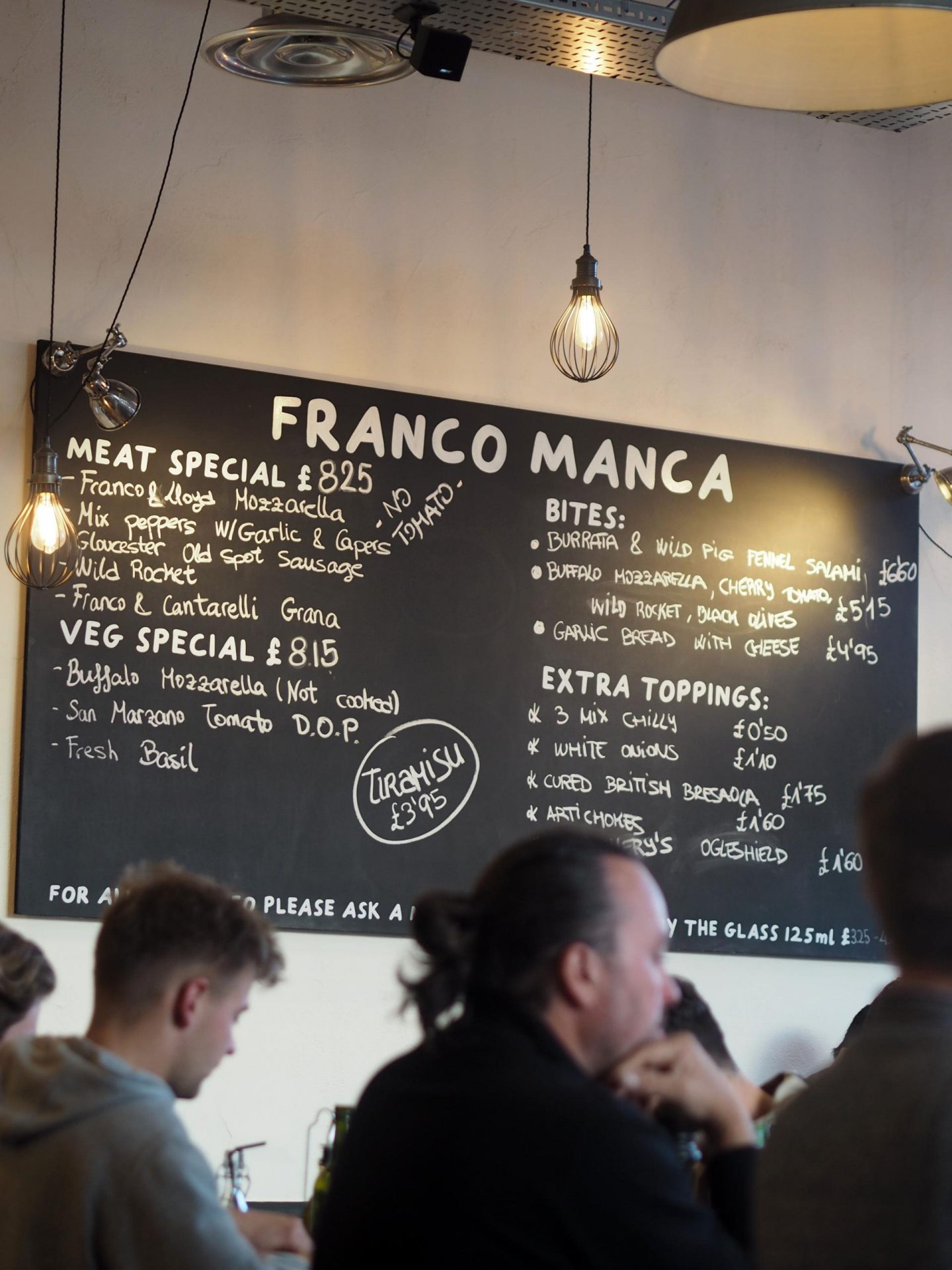 Franco Manca, Brighton Marina - The Best Pizza?